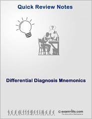 Anne Frank - Differential Diagnosis Mnemonics