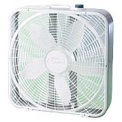 Product Image. Title: Lasko 3723 20 inch Premium Box 3-Speed Box Fan