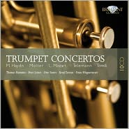 Trumpet Concertos: M. Haydn, Molter, L. Mozart, Telemann, Torelli