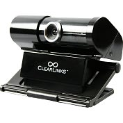 Product Image. Title: CLEARLINKS CL-UWC-D Motion Tracking P/T/Z Deluxe 1.3MP Webcam