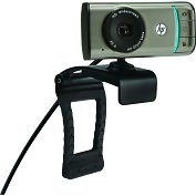 Product Image. Title: HP HD-3100 Webcam - USB 2.0