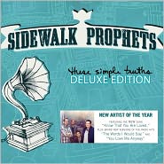 These Simple TruthsSidewalk Prophets: CD Cover