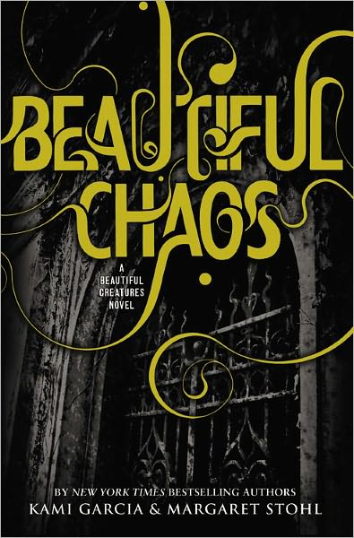 book cover of Beautiful Chaos by Kami Garcia