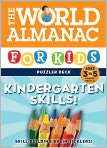 Book Cover Image. Title: World Almanac for Kids Puzzler Deck Kindergarten 3-5:  Get Ready for Kindergarten, Ages 3-5, Author: by Molly Smith