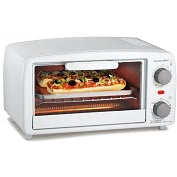 Product Image. Title: Proctor Silex Four Slice Toaster Oven