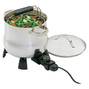 Product Image. Title: Presto Options Deep Fryer