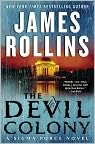 Book Cover Image. Title: The Devil Colony (Sigma Force Series), Author: by James Rollins
