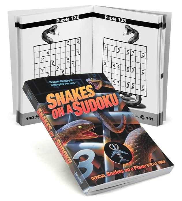 Snakes on a Sudoku