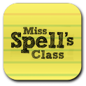 Product Image. Title: Miss Spell's Class