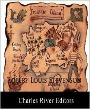 Charles River Editors (Editor) Robert Louis Stevenson - Treasure Island (Illustrated with Original Commentary)