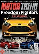 Magazine Cover Image. Title: Motor Trend - One Year Subscription