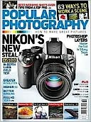 Magazine Cover Image. Title: Popular Photography & Imaging - One Year Subscription