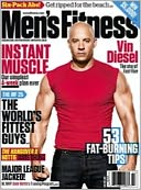 Magazine Cover Image. Title: Men's Fitness - One Year Subscription