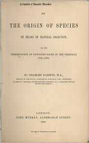 Charles Darwin - On the Origin of Species(by means of Natural selection 6th edition) by Charles Darwin