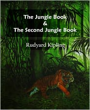 Rudyard Kipling - The Jungle Book & The Second Jungle Book (Complete, With Smart Active Table of Contents)