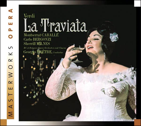 LA TRAVIATA - Montserrat Caball&eacute;