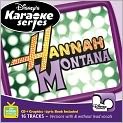 CD Cover Image. Title: Disney's Karaoke Series: Hannah Montana, Artist: Disney
