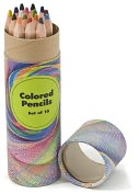 Product Image. Title: Multi Strings Colored Pencil Tube Set of 16