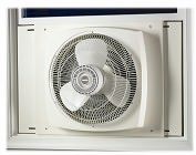 Product Image. Title: Lasko 2155A Electrically Reversible Window Fan