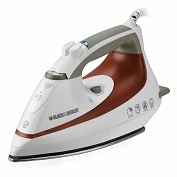 Product Image. Title: Black &amp; Decker F1055 SteamAdvantage Iron