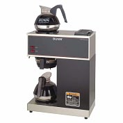 Product Image. Title: BUNN� VPR 12-Cup Pourover Commercial Coffee Brewer w/2 Warmers