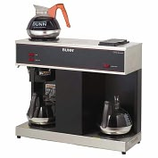 Product Image. Title: BUNN� VPS 12-Cup Pourover Commercial Coffee Brewer w/3 Warmers