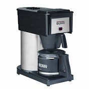 Product Image. Title: BUNN BX-B(D) Velocity Brew High Altitude Classic 10-Cup Home Brewer, Black
