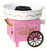 Product Image. Title: Nostalgia Electrics� CCM-505 Vintage Collection� Cotton Candy Maker