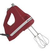 Product Image. Title: KitchenAid� KHM5APER 5-Speed Ultra Power� Hand Mixer, Empire Red