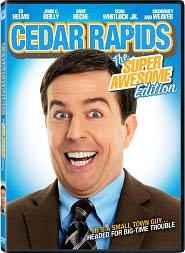 Cedar Rapids starring Ed Helms: DVD Cover