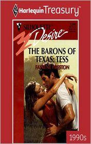 Fayrene Preston - Barons of Texas: Tess