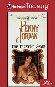 Penny Jordan - Trusting Game