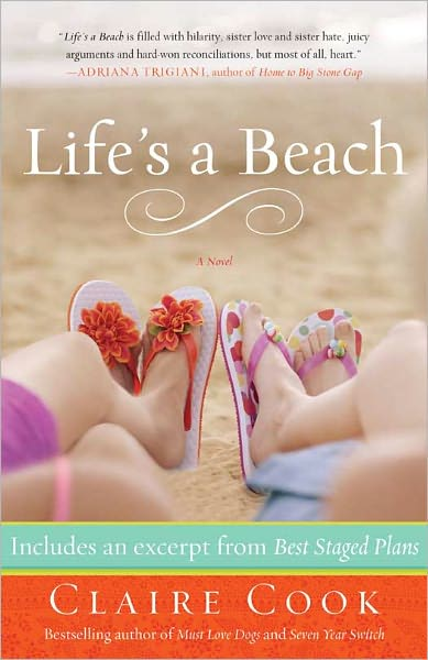 Life's a Beach by Claire Cook. Love Claire Cook's humor ...