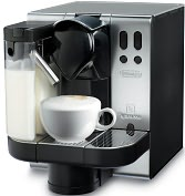Product Image. Title: DeLonghi EN680.M Espresso Machine, Nespresso Lattissima Die Cast