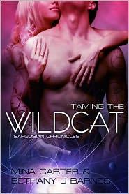 Bethany J. Barnes Mina Carter - Taming the Wildcat