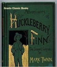 Mark Twain - The Adventures of Huckleberry Finn by Mark Twain