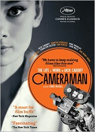 Cameraman: The Life and Work of Jack Cardiff starring Jack Cardiff: DVD Cover