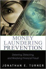 Jonathan E. Turner - Money Laundering Prevention