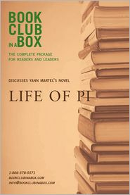 Marilyn Herbert - Bookclub-in-a-Box Discusses Yann Martel's novel, Life of Pi: The Complete Guide for Readers and Leaders
