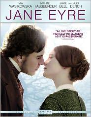 Jane Eyre starring Mia Wasikowska: DVD Cover