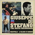 CD Cover Image. Title: Giuseppe di Stefano: The Decca Recordings, Artist: Giuseppe di Stefano