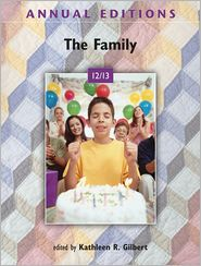 Annual Editions: The Family 12/13 