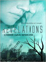 Carrie Lynn  Barker - Revelations