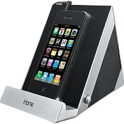 Product Image. Title: IHome IDM3S 2.0 Speaker System - Silver