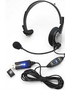 Product Image. Title: High Fidelity Mono Headset