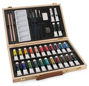 Product Image. Title: Superior Acrylic Colour Box Paint Set