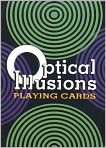 Product Image. Title: Optical Illusions Playing Cards