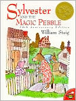 Book Cover Image. Title: Sylvester and the Magic Pebble, Author: by William Steig