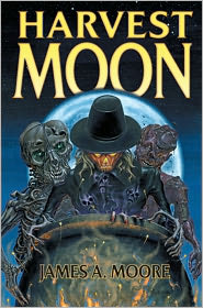 James A. Moore - Harvest Moon