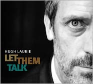 Let Them TalkHugh Laurie: CD Cover
